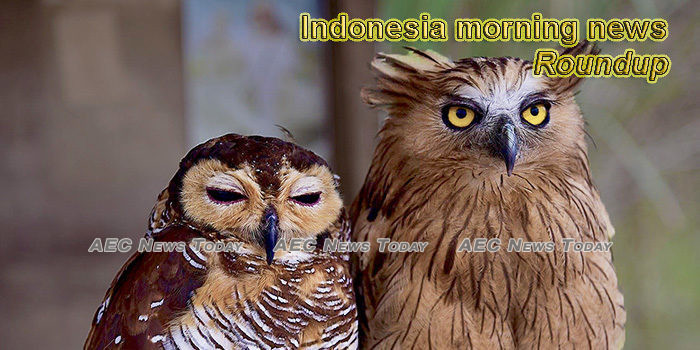 Indonesia morning news for January 30