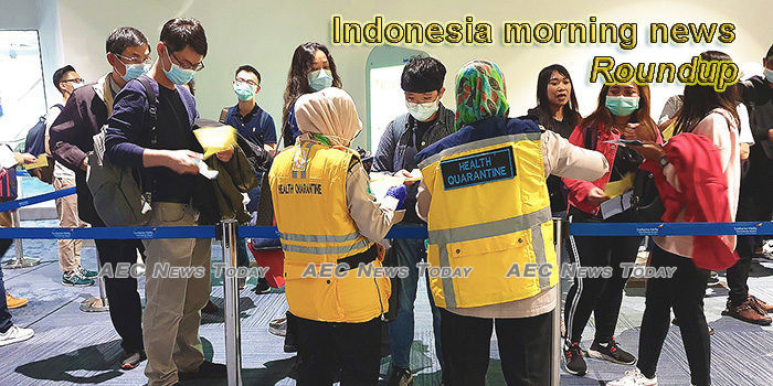 Indonesia morning news for February 7