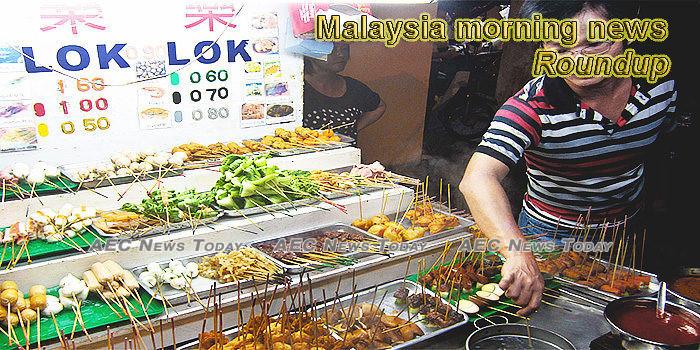 Malaysia morning news for January 10