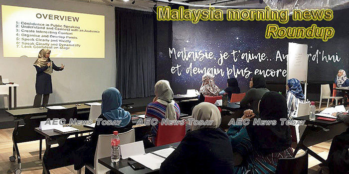 Malaysia morning news for January 20