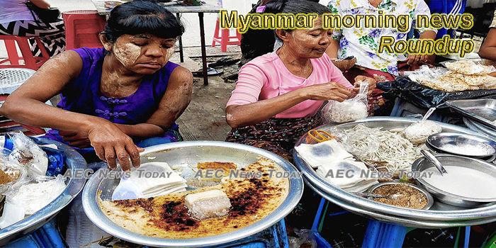 Myanmar morning news for January 7