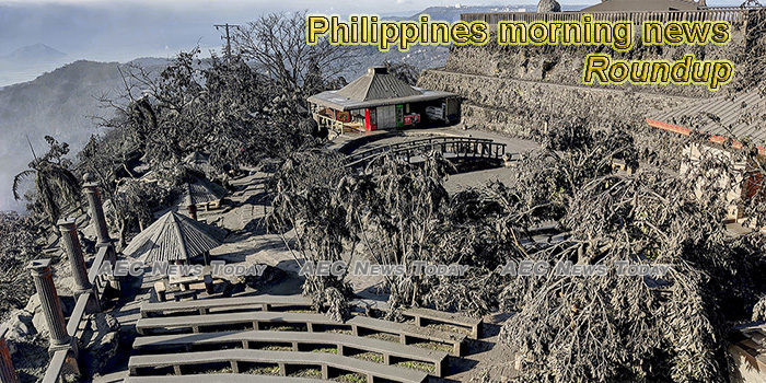 Philippines morning news for January 20