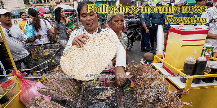 Philippines morning news for January 10