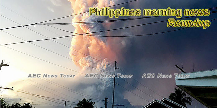 Philippines morning news for January 13
