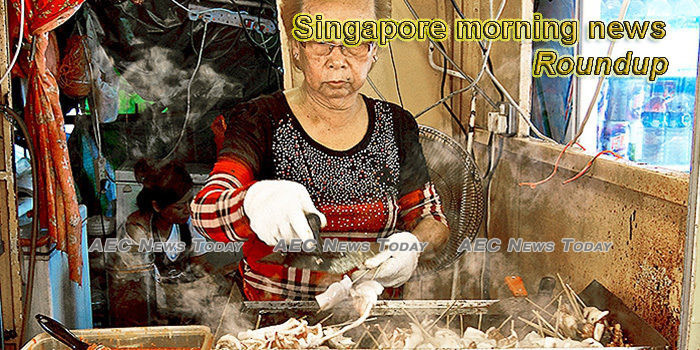 Singapore morning news for January 9