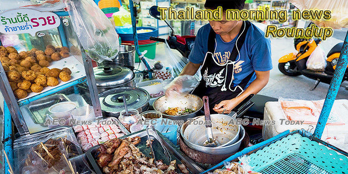 Thailand morning news for January 7