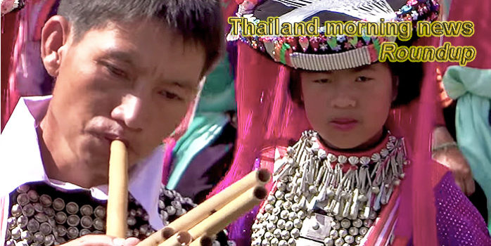 Thailand morning news for January 20