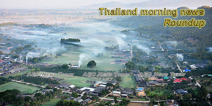 Thailand morning news for January 13