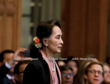 Aung San Suu Kyi   Asean News Today