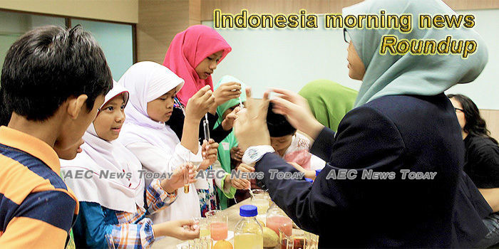 Indonesia morning news for February 11