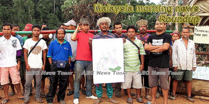 Malaysia morning news for February 21