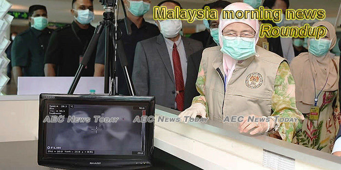 Malaysia morning news for February 6