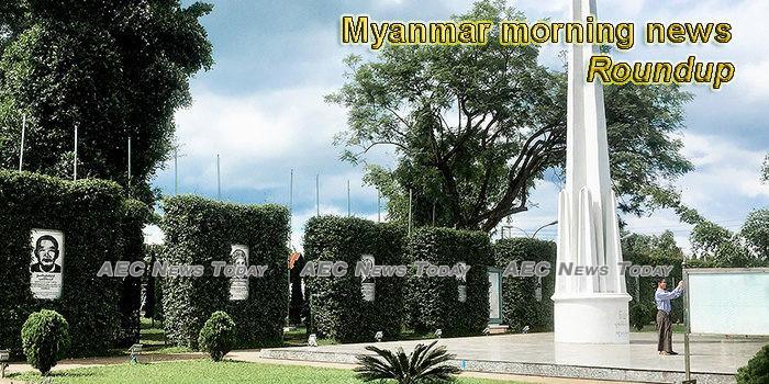 Myanmar morning news for February 14