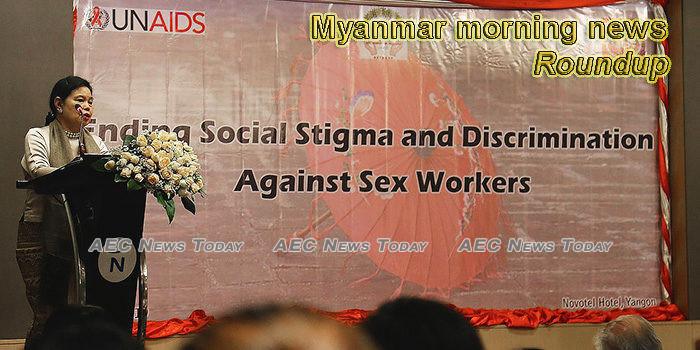 Myanmar morning news for February 25