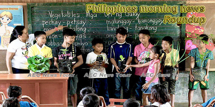 Philippines morning news for February 20
