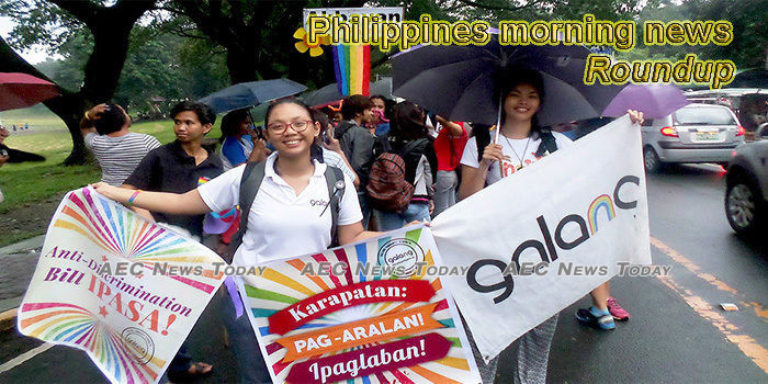 Philippines morning news for February 25