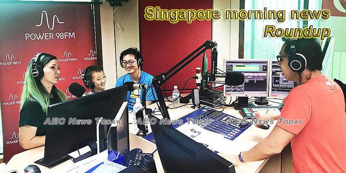 Singapore morning news for February 14