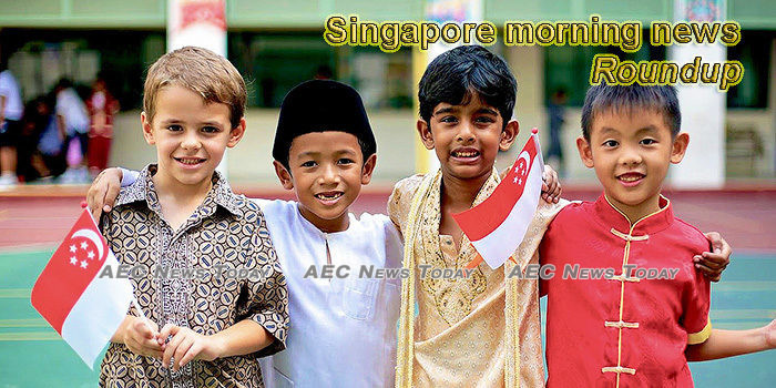 Singapore morning news for February 24