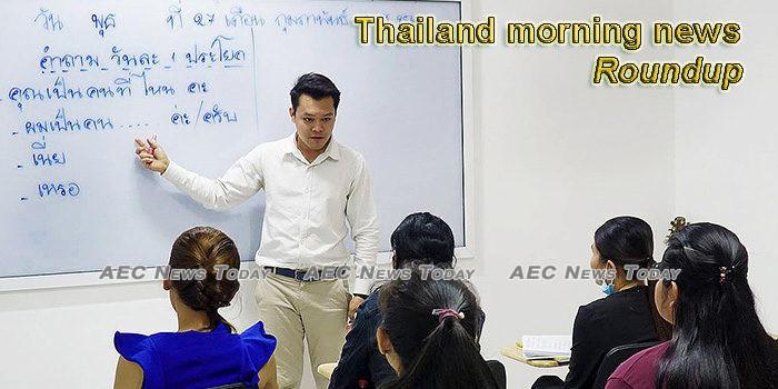 Thailand morning news for February 17