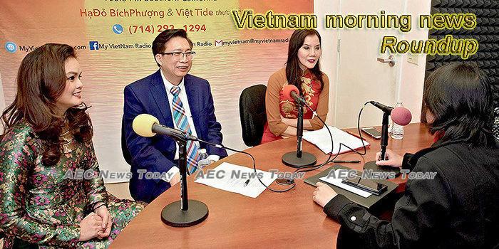 Vietnam morning news for February 11