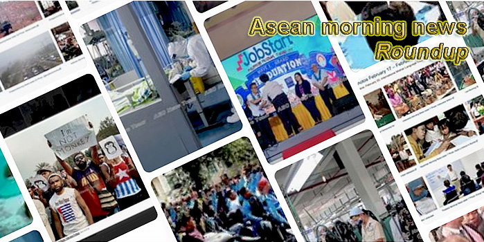 Asean morning news for March 4