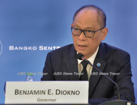 Benjamin Diokno says the monetary board is taking aggressive measurers to stimulate economic growth