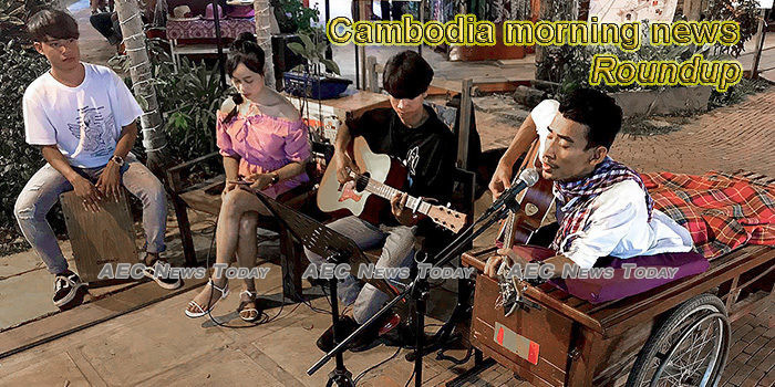 Cambodia morning news for March 11