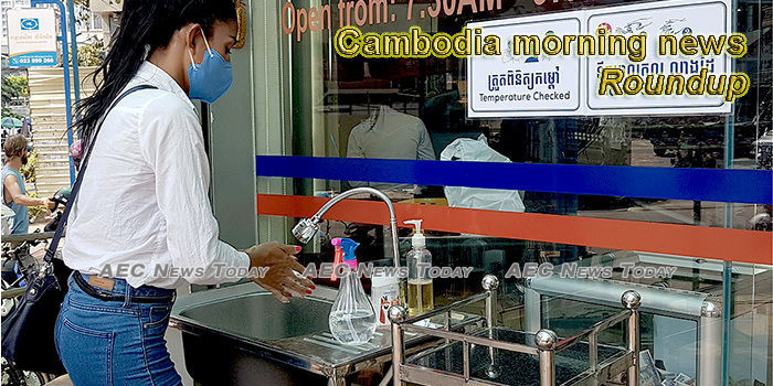 Cambodia morning news for March 25