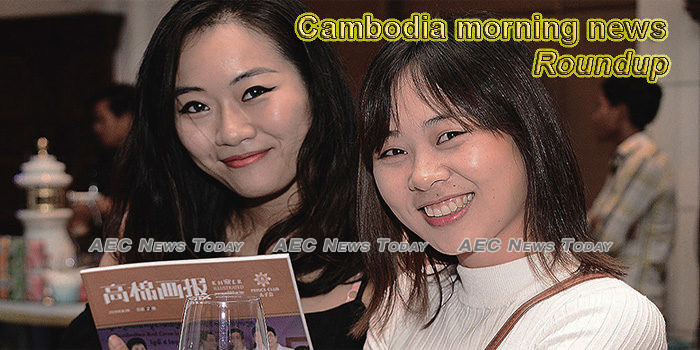 Cambodia morning news for March 3