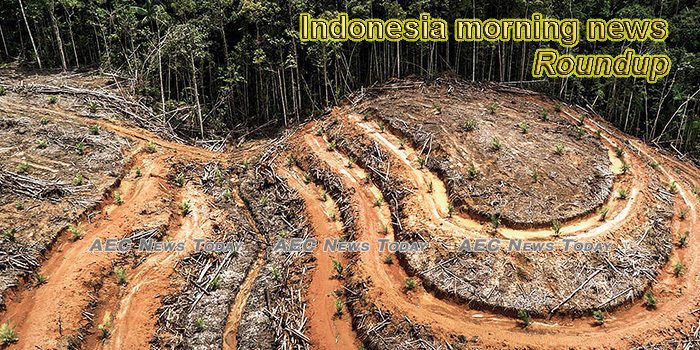 Indonesia morning news for March 17
