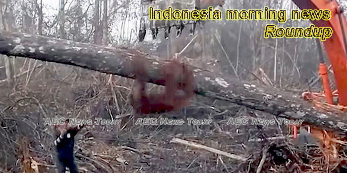 Indonesia morning news for March 4