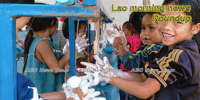 Lao morning news for March 17