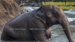 Lao morning news for March 6