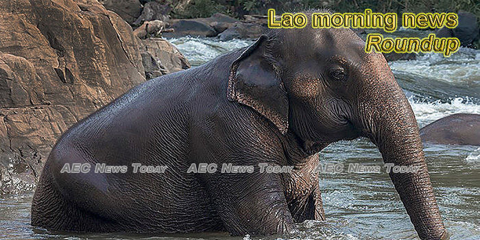 Lao morning news for March 2