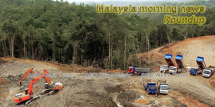Malaysia morning news for March 18