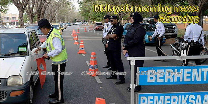 Malaysia morning news for March 26