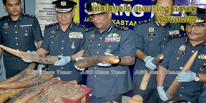Malaysia morning news for March 6