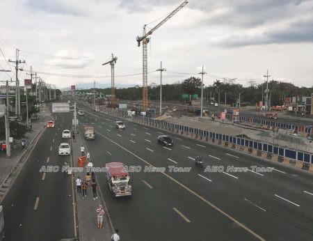 Metro Manila during COVID-19 lockdown