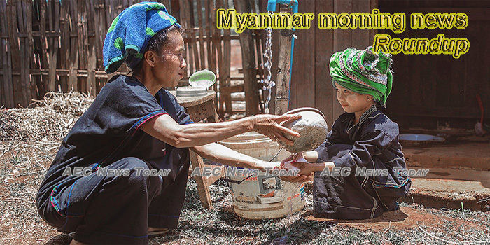 Myanmar morning news for March 16