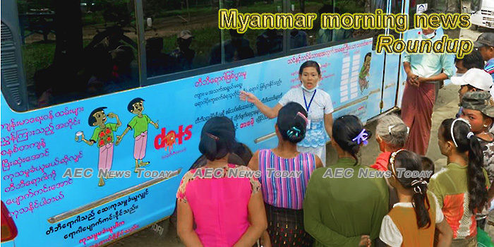 Myanmar morning news for March 26