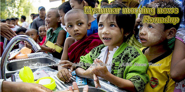 Myanmar morning news for March 31