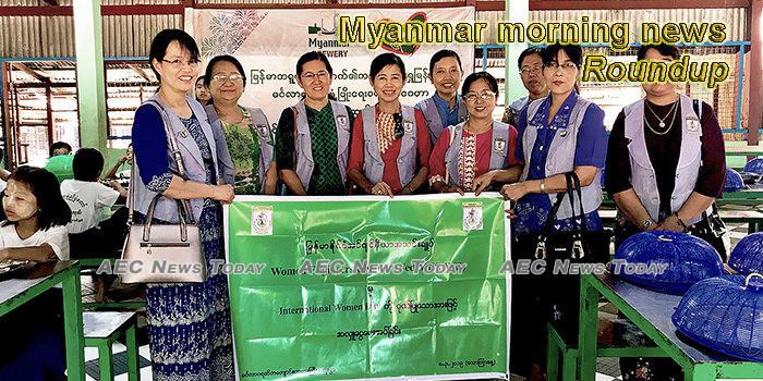 Myanmar morning news for March 3