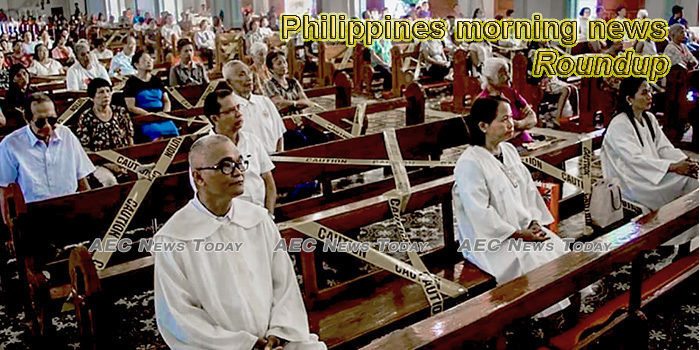 Philippines morning news for March 26