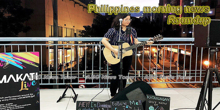 Philippines morning news for March 9
