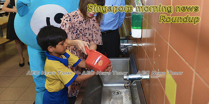 Singapore morning news for March 18