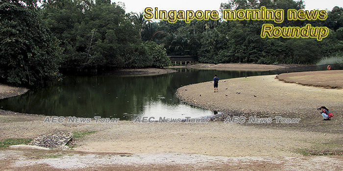 Singapore morning news for March 26
