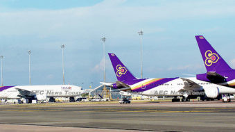 COVID-19 in Asean: Thai Airways axes flights to 7 international destinations