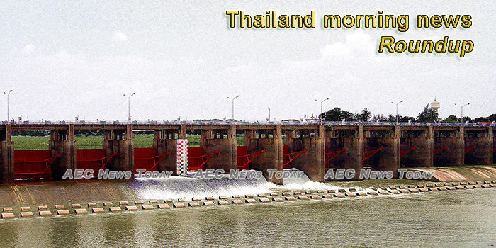 Thailand morning news for March 18