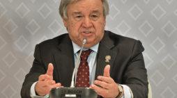 COVID-19: UN chief calls for calm, warns of global recession