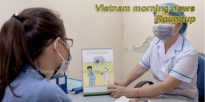 Vietnam morning news for March 26